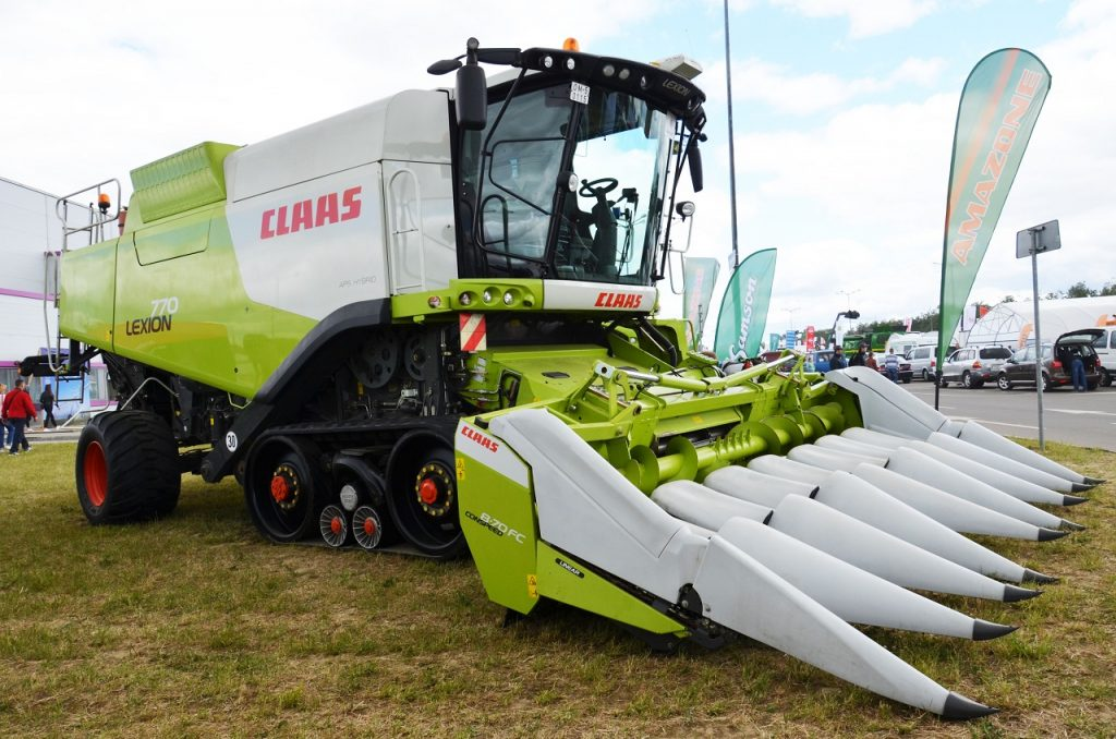 claas new