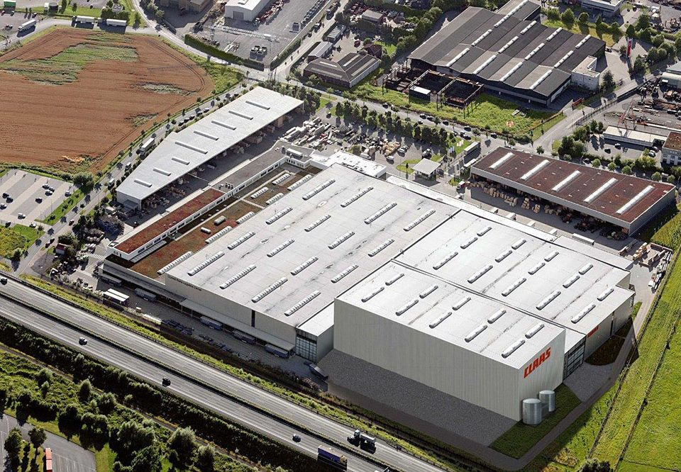 class new warehouse